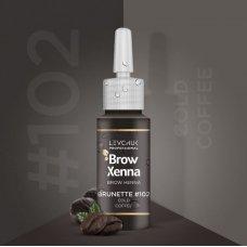 Хна для бровей BrowXenna (Brow Henna) Шатен № 2 (102), флакон