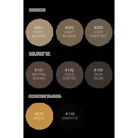 Zestaw Brow Henna — 8 odcieni