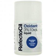 Оксидант жидкий для разведения краски для бровей и ресниц REFECTOCIL OXIDANT (3%), 100 мл